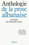Anthologie de la prose albanaise - Collectif - Libristo