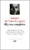 Oeuvres complètes.  -  Tome 2   -  Antoine de Saint-Exupéry  -  Classqiue -  Collection de la Pléïade - SAINT-EXUPERY (de) Antoine - Libristo