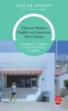 Thirteen Modern English and American short stories - Lire en anglais - Collectif - Libristo