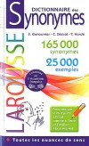 Dictionnaire des synonymes de poche - 165 000 synonymes - 25 000 exemples - toutes les nuances de sens - vocabulaire - Collectif - Libristo