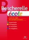 Bescherelle Ecole - Collectif - Libristo