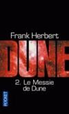 Dune  - T2 - Le messie de Dune   - Frank Herbert - Science fiction - Herbert Frank - Libristo
