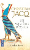 Les Mystères d'Osiris T1 - L'Arbre de vie - Christian Jacq -  Histoire - Jacq Christian - Libristo