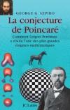 Conjecture de Poincaré (la) - Szpiro George - Libristo
