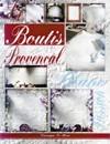 Le boutis provençal - Blanc passion    -  Dominique Le Roux -  Couture, broderie - Roux (le) D - Libristo