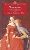 Roméo et Juliette - Le Songe d'une nuit d'été - SHAKESPEARE William - Libristo