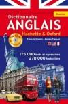 Dictionnaire ANGLAIS Hachette & Oxford - Concise - 175 000 mots et expressions - 270 000 traductions - français/anglais - anglais/français - Collectif - Libristo