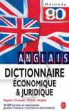Dictionnaire de l'anglais économique et juridique - Collectif - Libristo
