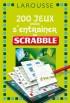 200 jeux pour s'entraîner au jeu Scrabble - un crayon, une gomme et beaucoup d'astuce suffisent. Les jeux, déclinés sur 3 niveaux de difficulté, sont très variés - Nicolas Aubert, Etienne Budry, Pierre Calendini, Michel Duguet - Jeux, loisirs