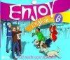 Enjoy 6e - English  -  3 CD audio pour la classe  - Odile Plays Martin-Cocher -  Education - Collectif - Libristo