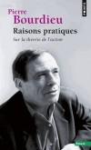RAISONS PRATIQUES -  Sur la théorie de l'action -  Pierre Bourdieu - Philosophie - BOURDIEU Pierre - Libristo