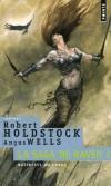 La Saga de Raven  - Tome 1 :  Maîtresse du chaos - Née esclave, initiée aux arts de la guerre par un mercenaire, la belle Raven est devenue une redoutable combattante.-  Robert Holdstock - Science fiction - Holdstock/wells - Libristo