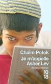 Je m'appelle Asher Lev - Dès l'enfance, Asher Lev dessine comme il respire. - POTOK CHAIM  - Roman - POTOK Chaïm - Libristo