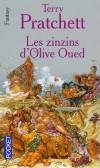 Les annales du disque-monde  - T10  - Les zinzins d'Olive Oued - Terry Pratchett - Fantastique - PRATCHETT Terry - Libristo