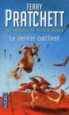Les annales du disque-monde  - T22  - Le dernier continent  - Terry Pratchett -  Fantastique - PRATCHETT Terry - Libristo