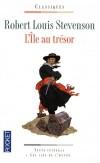L'ile au trésor  - Un jour de pluie de l'an 1880, pour distraire le fils de sa maîtresse, Stevenson dessine une carte imaginaire et la peuple de chimères qui vont faire le tour du monde - Robert Louis Stevenson  -  Classique - Stevenson R l - Libristo