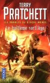 Les annales du disque-monde  - T02  - Le huitième sortilège - Terry Pratchett -  Fantastique  - PRATCHETT Terry - Libristo