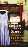 L'histoire d'un mariage  -   Andrew Sean Greer  -  Roman - Greer Andrew sean - Libristo