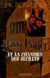 Harry Potter et la Chambre des Secrets - Une rentrée fracassante en voiture volante - J-K Rowling - Roman fantastique - ROWLING J.K. - Libristo