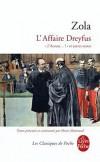 """L'Affaire Dreyfus - """"J'accuse... !"""" et autres textes  -   Emile Zola  -  Classique - Zola-e - Libristo"""