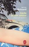 L'Esprit de famille T6 - Cécile et son amour -  BOISSARD-J -  Roman sentimental - Boissard Janine - Libristo