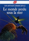 Le monde perdu sous la mer - Sir Arthur Conan Doyle - Fantastique - DOYLE (Sir) Arthur Conan - Libristo