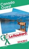 Canada Ouest 2014/2015  - cartes et plans détaillés. -  Guide du Routard - Vacances , loisirs - Collectif - Libristo