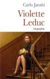 Violette Leduc -  (1907-1972) -  Ecrivain français - JANSITI Carlo  -  Biographie - JANSITI Carlo - Libristo